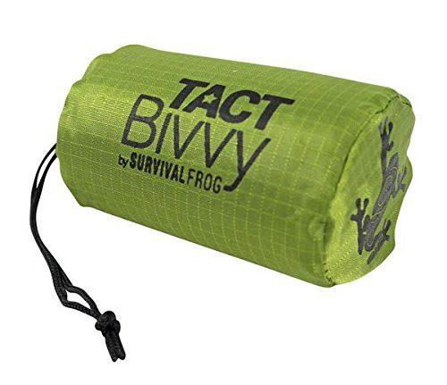 Tact Bivvy Emergency Survival Compact Sleeping Bag